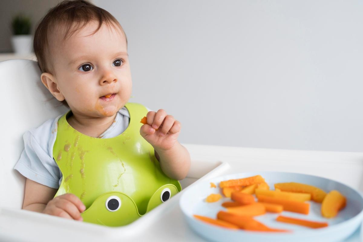 Babymad: Få svar på hvilket babymad og hvornår