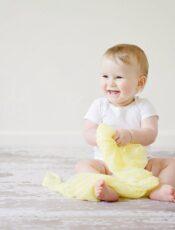 Baby udviklingstrin: Sådan udvikler din baby sig