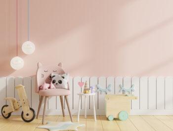 Mal babyværelset: 4 ideér til maling af babyværelset