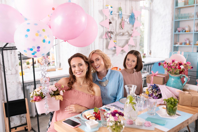 Baby shower: 5 ideer til dit baby shower